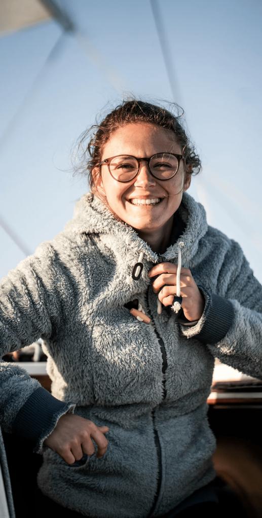 Sarah Tellier Présidente Envoil'